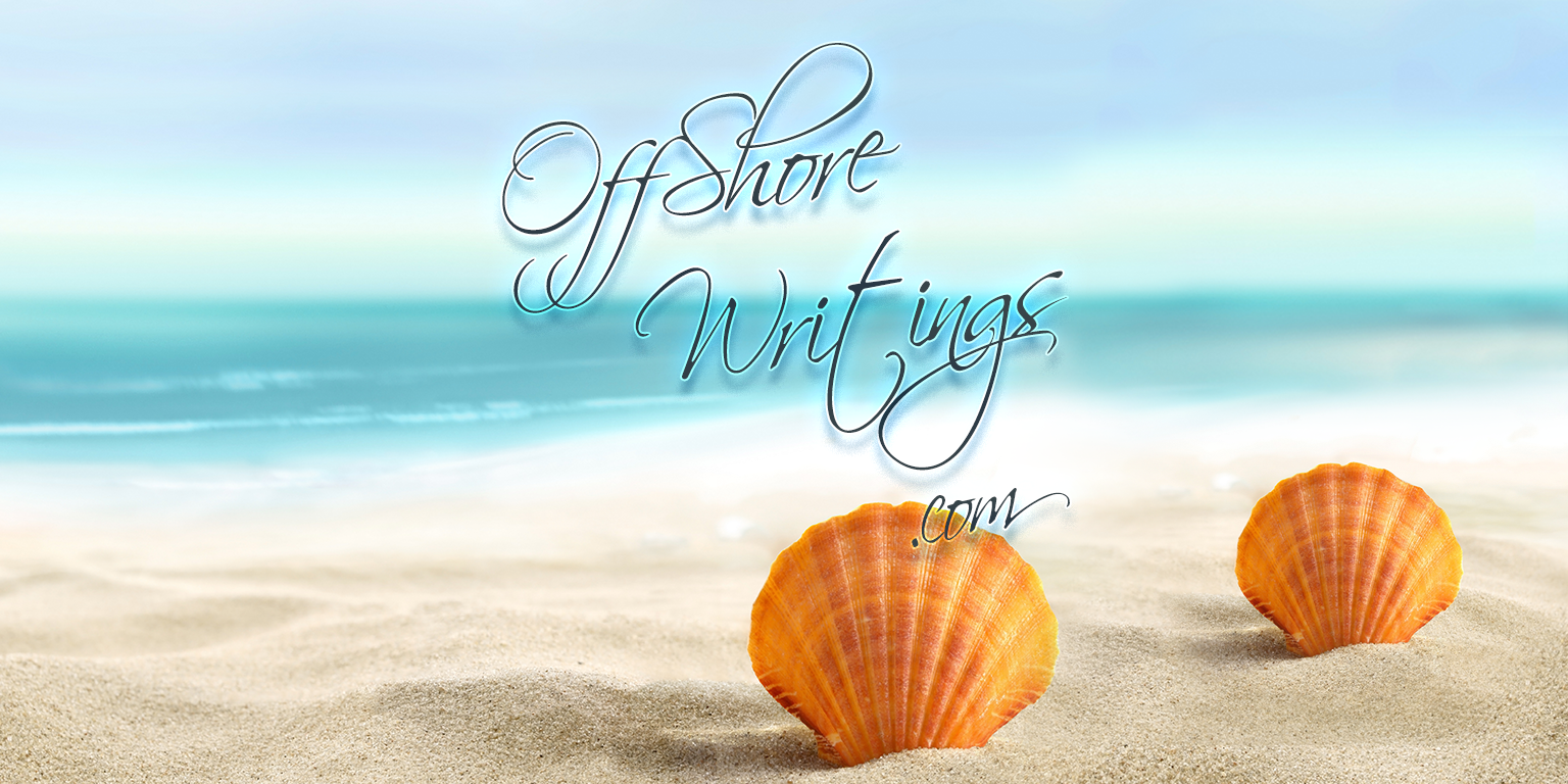 Offshore Writings - Motivation, Stories, Poems. This is the header image.